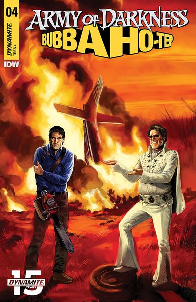 Army Of Darkness – Bubba Ho-Tep #4 (2019)