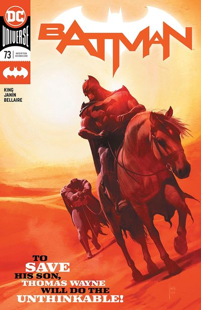 Batman #73 (2019)