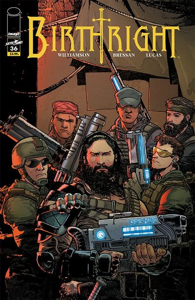 Birthright #36 (2019)
