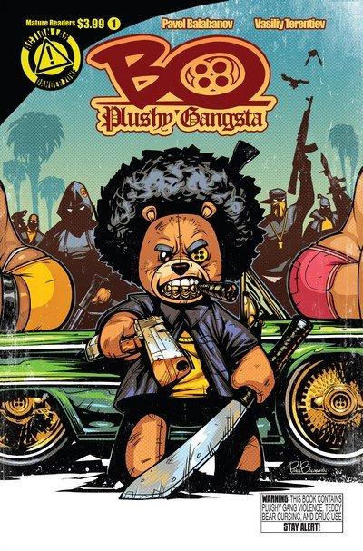 Bo Plushy Gangsta #1 – 4 (2014)
