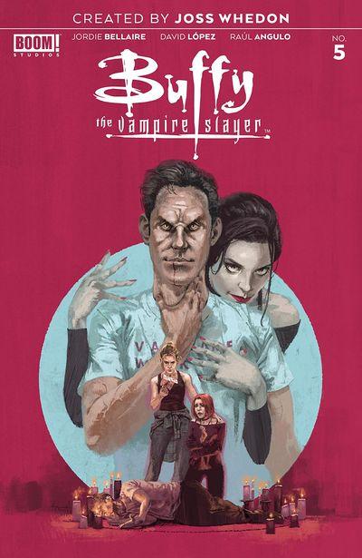 Buffy The Vampire Slayer #5 (2019)