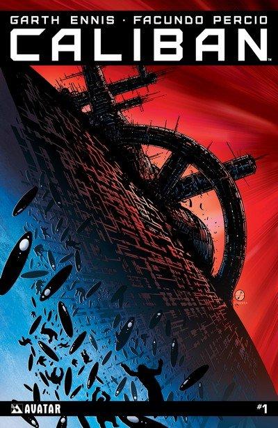 Caliban #1 – 7 (2014)
