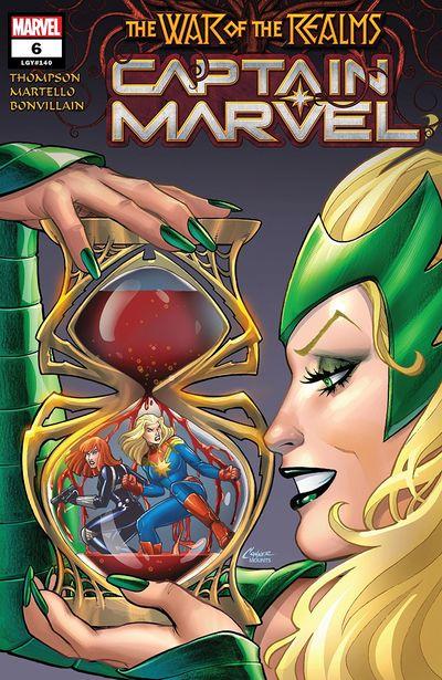 Captain Marvel Archives – GetComics