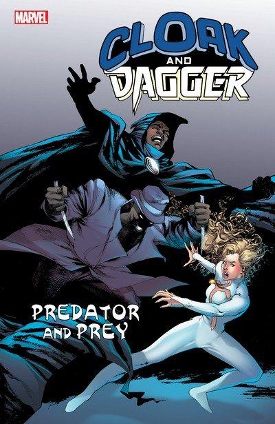 Cloak and Dagger – Predator and Prey (TPB) (2018)