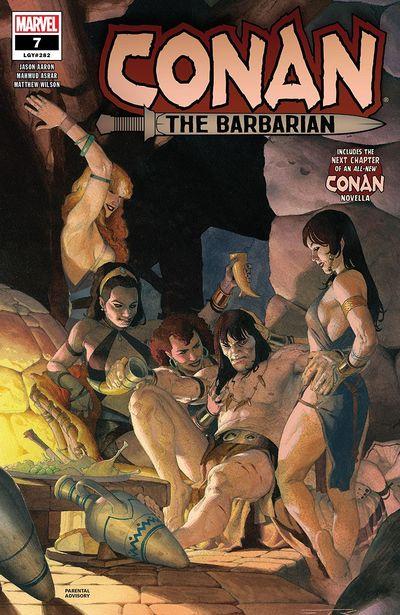 Conan The Barbarian #7 (2019)