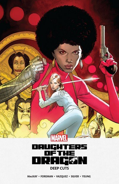 Daughters of the Dragon – Deep Cuts (TPB) (2019)