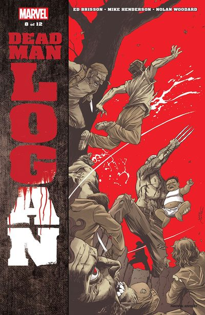 Dead Man Logan #8 (2019)