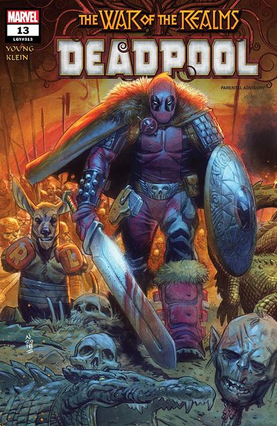Deadpool #13 (2019)
