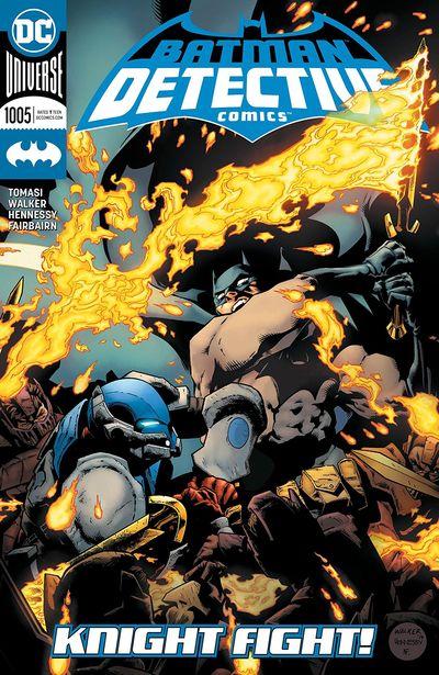 Detective Comics #1005 (2019)
