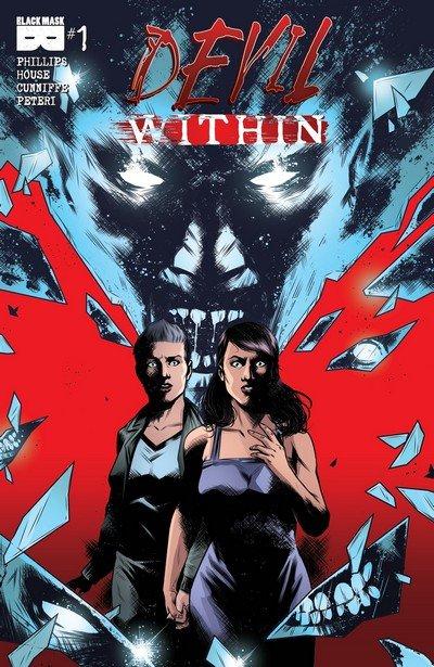 Devil Within #1 – 4 (2018-2019)