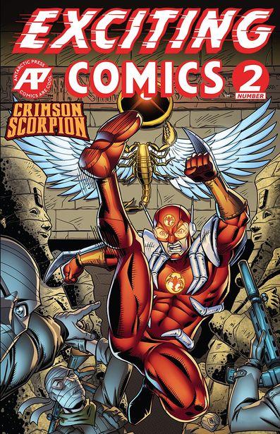Exciting Comics #2 (2019)