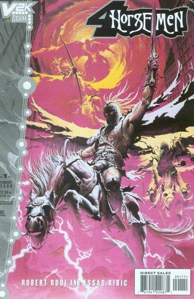 Four Horsemen #1 – 4 (2000)
