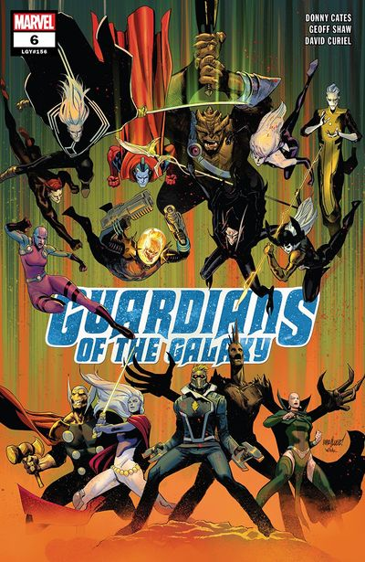 Guardians Of The Galaxy #6 (2019)