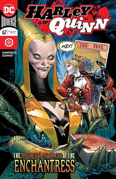 Harley Quinn #62 (2019)