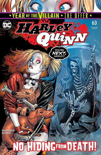Harley Quinn #63 (2019)