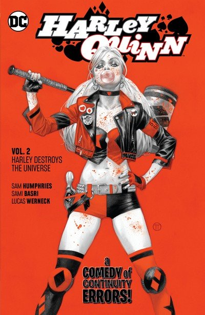 Harley Quinn Vol. 2 – Harley Destroys the Universe (TPB) (2019)
