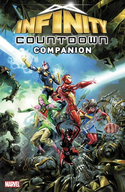 Infinity Countdown – Companion (TPB) (2018)