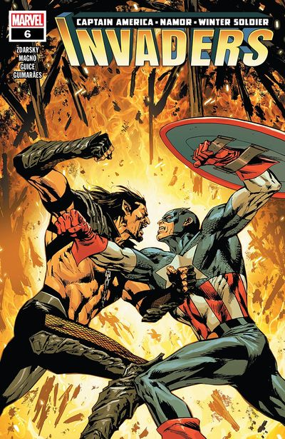 Invaders #6 (2019)