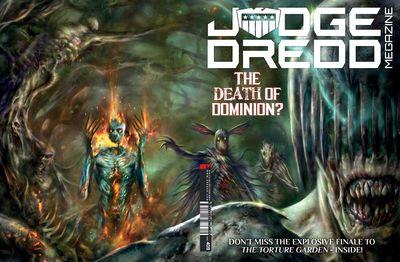 Judge Dredd Megazine #409 (2019)