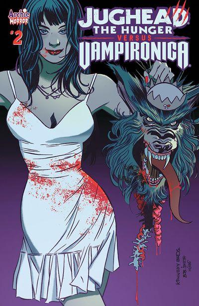 Jughead The Hunger vs. Vampironica #2 (2019)