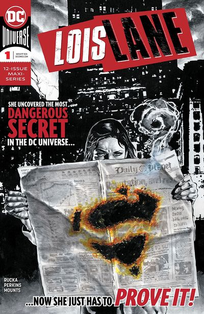 Lois Lane #1 (2019)