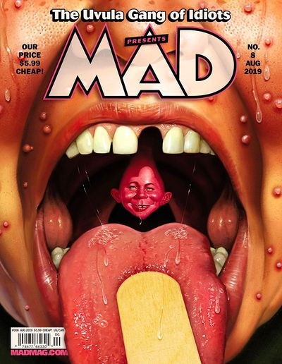 MAD Magazine #8 (2019)