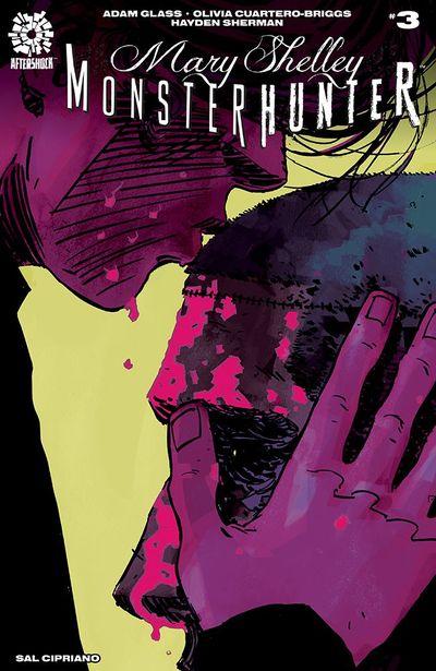 Mary Shelley Monster Hunter #3 (2019)