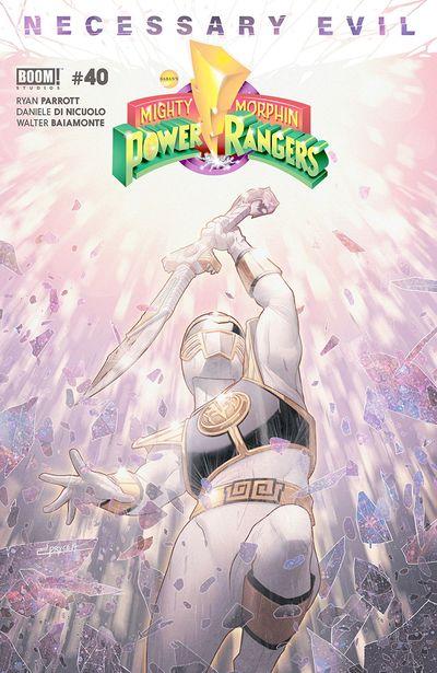 Mighty Morphin Power Rangers #40 (2019)