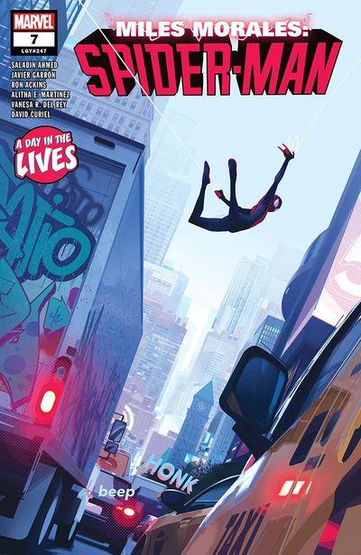 Miles Morales – Spider-Man #7 (2019)