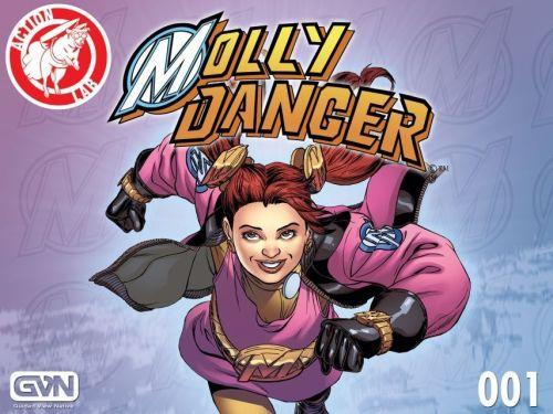 Molly Danger #1 – 4 (2013-2014)