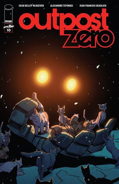 Outpost Zero #10 (2019)