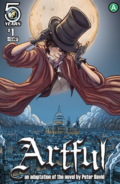 Peter David's Artful #1 – 6 (2016-2017)
