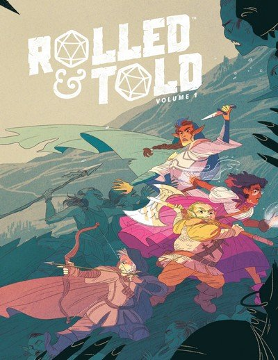 Rolled And Told Vol. 1 (TPB) (2019)