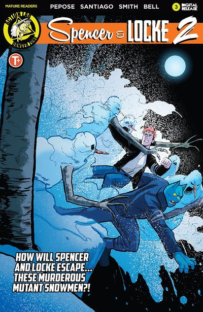 Spencer And Locke 2 #3 (2019)