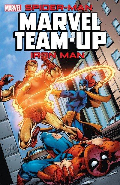 Spider-Man – Iron Man – Marvel Team-Up (TPB) (2018)