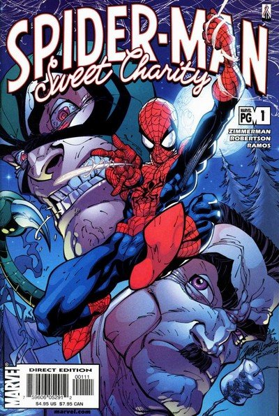 Spider-Man – Sweet Charity (2002)