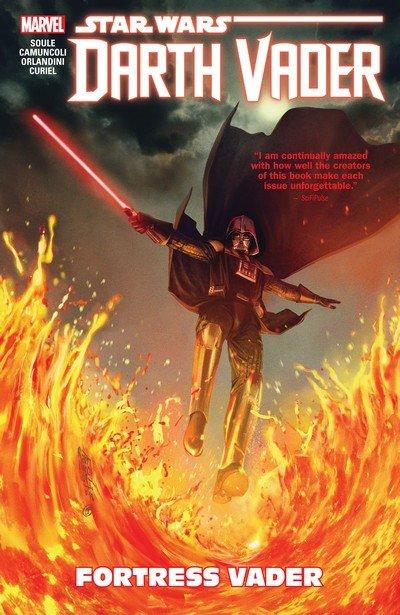 Star Wars – Darth Vader – Dark Lord of the Sith Vol. 4 – Fortress Vader (TPB) (2019)