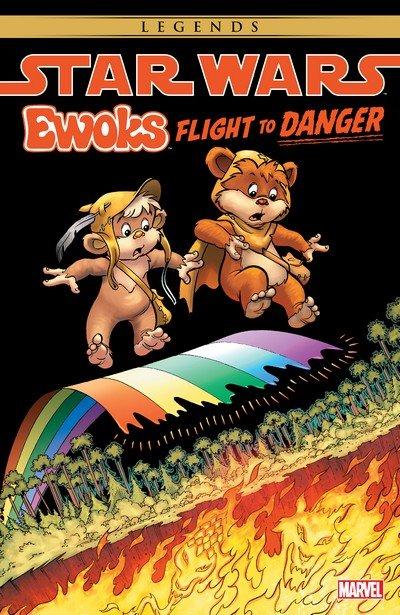 Star Wars – Ewoks – Flight To Danger (TPB) (2019)