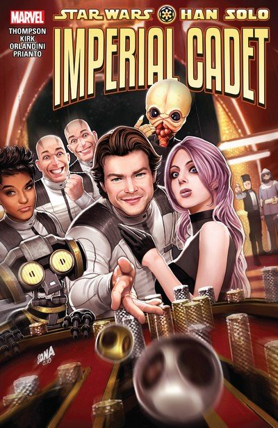 Star Wars – Han Solo – Imperial Cadet (TPB) (2019)