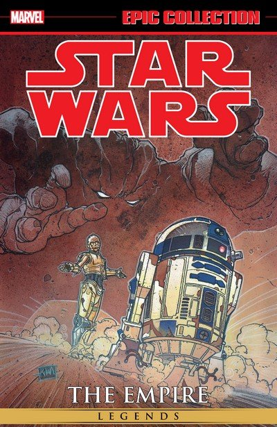 Star Wars Legends Epic Collection – The Empire Vol. 5 (2019)