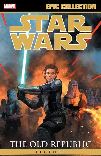 Star Wars Legends Epic Collection – The Old Republic Vol. 3 (2019)