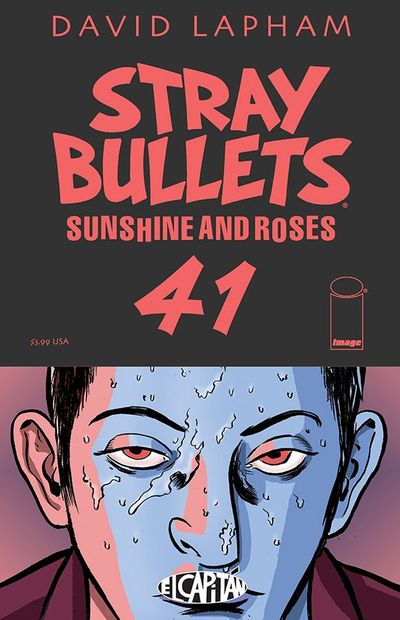 Stray Bullets – Sunshine And Roses #41 (2019)