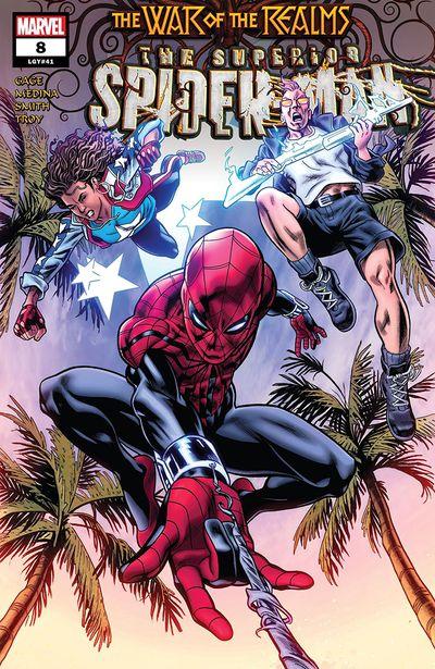 Superior Spider-Man #8 (2019)