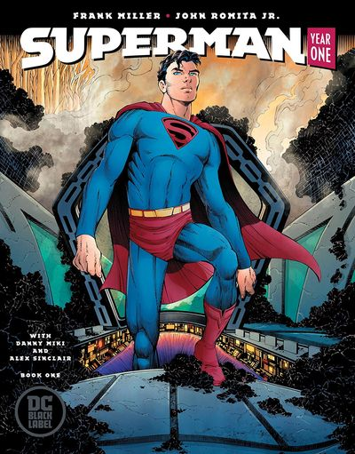 Superman – Year One #1 (2019)