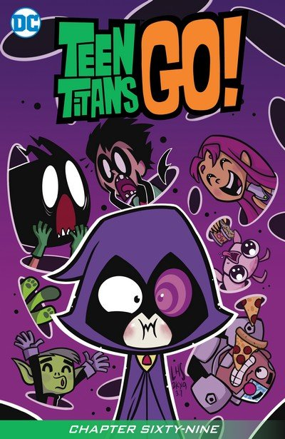 Teen Titans Go! #69 (2019)
