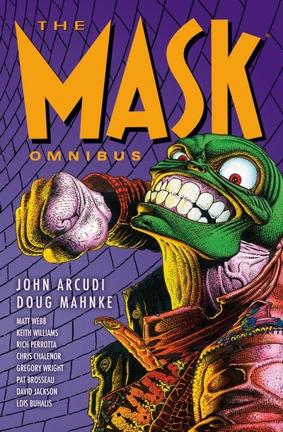 The Mask Omnibus Vol. 1 (2019, 2nd edition)