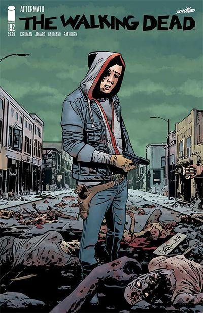 The Walking Dead #192 (2019)