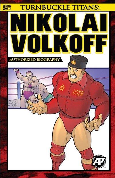 Turnbuckle Titans – Nikolai Volkoff #3 (2019)