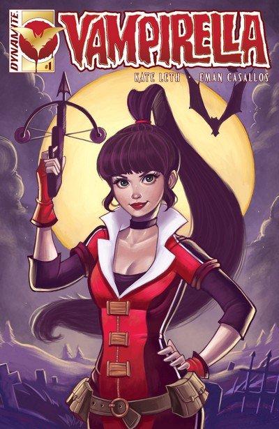 Vampirella Vol. 3 #1 – 6 (2016)