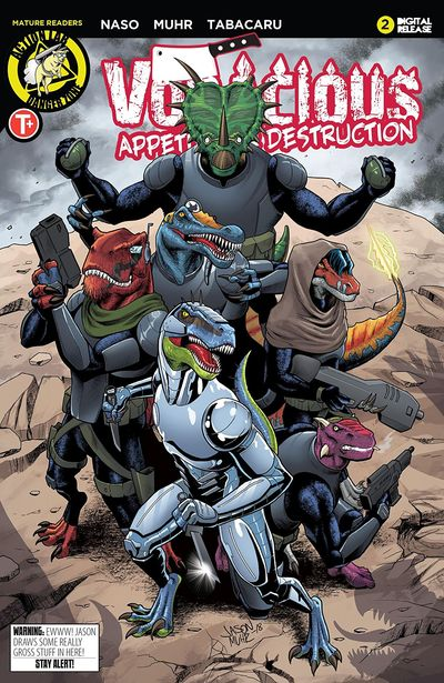 Voracious – Appetite For Destruction #2 (2019)